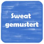 Sweat gemustert