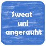 Sweat uni angerauht